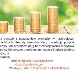 Oferta finansowania wszelkiego rodzaju - Pożyczki bez BIK Mysłowice