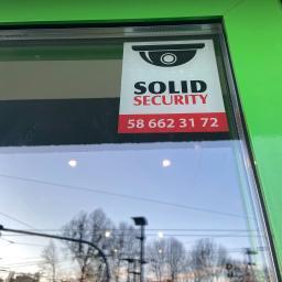 SOLID SECURITY - Systemy alarmowe, usługi Gdynia