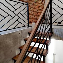 Loft-Style - Schody metalowe Kwidzyn