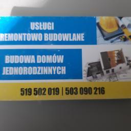 Usługi remontowo budowlane - Wylewka Sochaczew