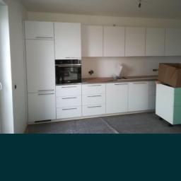 Montaż kuchni na wymiar