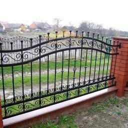 Ogrodzenia panelowe Kostrzyn nad Odrą 12
