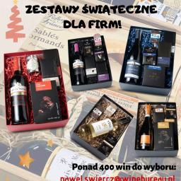 Kosze prezentowe Warszawa 16