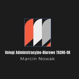Usługi Administracyjno-Biurowe TACHO-OK Marcin Nowak - Doradztwo, pośrednictwo Sypniewo