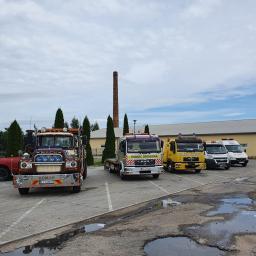 RATOWNICTWO DROGOWE ADMAR S.C - Elektryk samochodowy Dąbrówka wielka