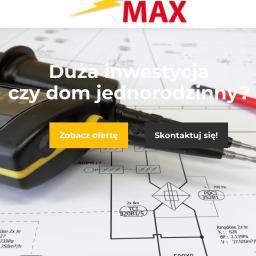 Elektro Max - Projektant instalacji elektrycznych Sułkowice