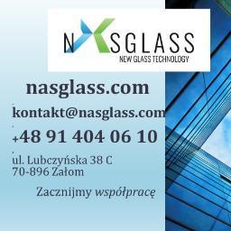 Nasglass - Balustrady szklane Szczecin
