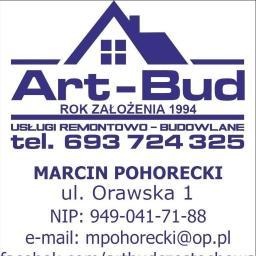 ART-BUD - Płyta karton gips Częstochowa