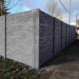 Ogrodzenia betonowe Górzyca 13
