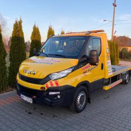 Pomoc Drogowa Piotrowscy - Auto złom Mińsk Mazowiecki