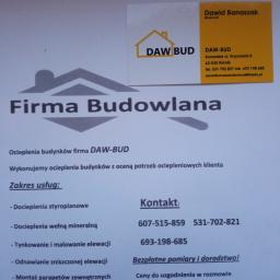 Dawid Banaszak DAW-BUD - Ocieplanie budynków Konarskie