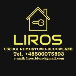 LIROS Usługi remontowo-budowlane - Montaż Sufitu Podwieszanego Wrocław