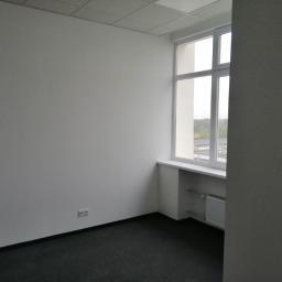 podział biura ściankami działowymi G-K