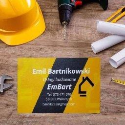 Usługi budowlane EmBart - Tapety Wałbrzych