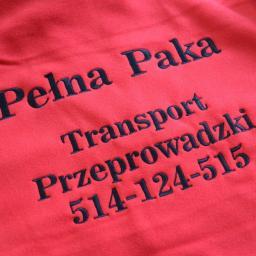 Pełna Paka Transport Przeprowadzki - Firma transportowa Przemyśl