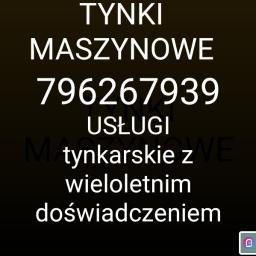 Tynki Maszynowe - Daniel Sulikowski - Tynki Maszynowe Wołów