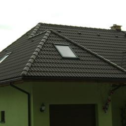 Almar dach - Fotowoltaika Łęgowo