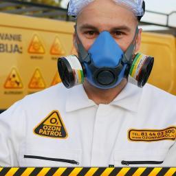 Ozon Patrol Ozonowanie i Dezynfekcja Lublin - Dezynsekcja i deratyzacja Lublin