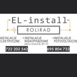 EL-Install Rolirad s.c. - Elektryk Włocławek