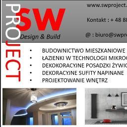 SW Projekt - Firmy budowlane Malbork