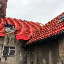 Wymiana dachu Szczecin 13