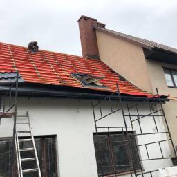 Wymiana dachu Szczecin 14