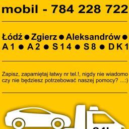 SerwisVip Sp. Z o.o. - Transport Samochodów Łódź