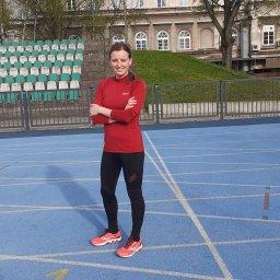 Natalia Sadowska trener biegania i przygotowania motorycznego - Trening Biegowy Kraków