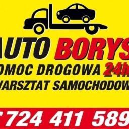 Auto Borys warsztat samochodowy & pomoc drogowa - Transport samochodów z zagranicy Stargard Szczeciński