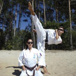 Herbowski Klub Oyama Karate - Dietetyk Herby