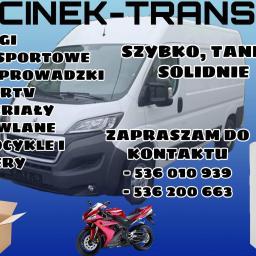 CINEK-TRANS - Przeprowadzki Koszalin