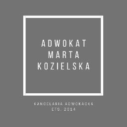 Kancelaria Adwokacka Marta Kozielska - Prawo gospodarcze Warszawa