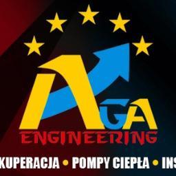 AGA ENGINEERING SPÓŁKA Z OGRANICZONĄ ODPOWIEDZIALNOŚCIĄ - Urządzenia, materiały instalacyjne Tarnów