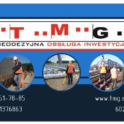 TMG - geodezyjna obsługa inwestycji Tomasz Mahrburg - Geodezja Pajęczno