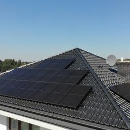 full black panele słoneczne -silesiasolar.pl
