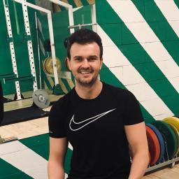 Bartosz Jabłoński - Trener personalny Kraków