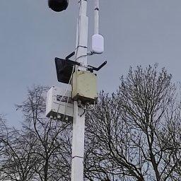 Modernizacja monitoringu w Rzerzęczycach