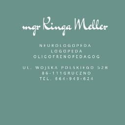 Gabinet neurologopedyczny Kinga Meller - Żłobek Gruczno