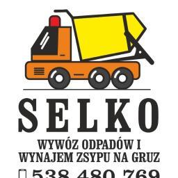 SELKO Wywóz Odpadów - Piasek do Piaskownicy Gorzów Wielkopolski