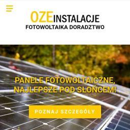 OZEinstalacje - Energia Odnawialna Zielona Góra