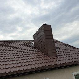 Wymiana dachu Warszawa 1