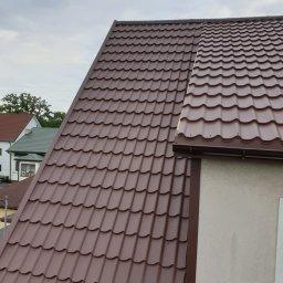 Wymiana dachu Warszawa 2
