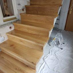 Pracownia stolarska - Budowa Tarasu Drewnianego Busko-Zdrój