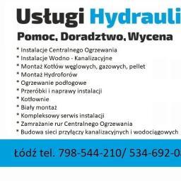Instal-tech Hydraulik Adam Furman - Instalacje sanitarne Konstantynów Łódzki