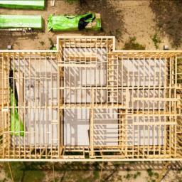 Legar domy szkieletowe - Budowa Dachu Mielec