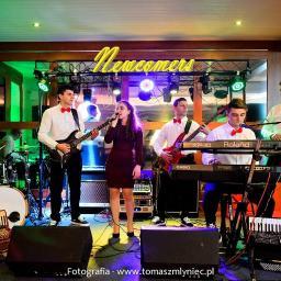 Newcomers - Zespół muzyczny Mielec