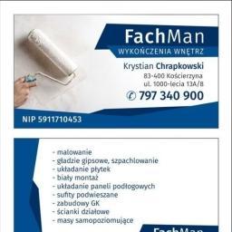 FachMan - Remont łazienki Kościerzyna
