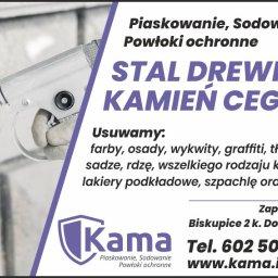 P.H.U. KAMA Krzysztof Jóźwiak - Piaskowanie Metali Biskupice