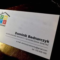 DOMINO kompleksowe remonty i wykończenia wnętrz - Remonty mieszkań Sokołów Podlaski