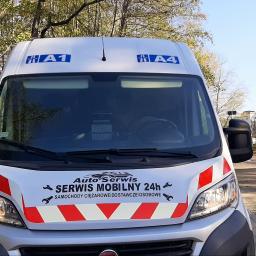 MOBILNA WULKANIZACJA 24h-Serwis Mobilny TIR-AUTOSTRADA A1 A4 ŚLĄSK - Wymiana olejów i płynów Czerwionka-Leszczyny